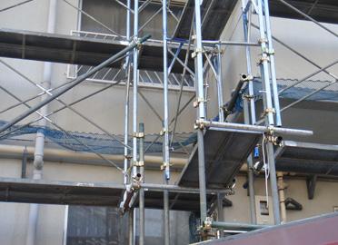 建物改修工事のプロフェッショナル
